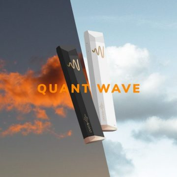Quant Vapor Unveils The Wave,  A Game-Changing Premium Oil Vaporizer