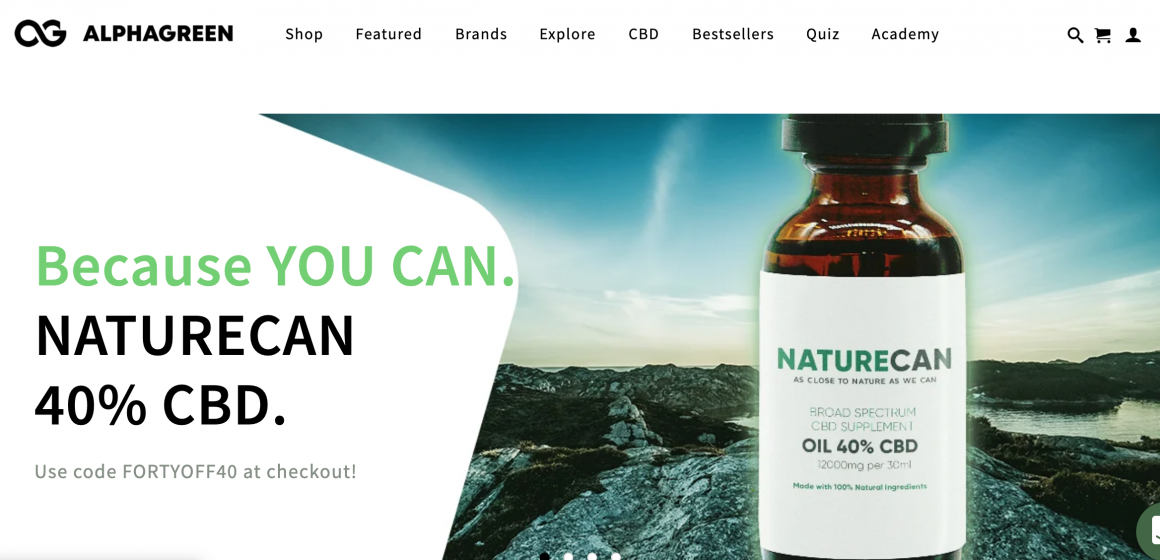 Alphagreen: Natural Health All In One Place