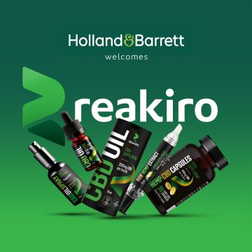 Reakiro strengthens its position as leading European CBD manufacturer