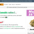 CBD Online Shop Review: Nordic Med Can